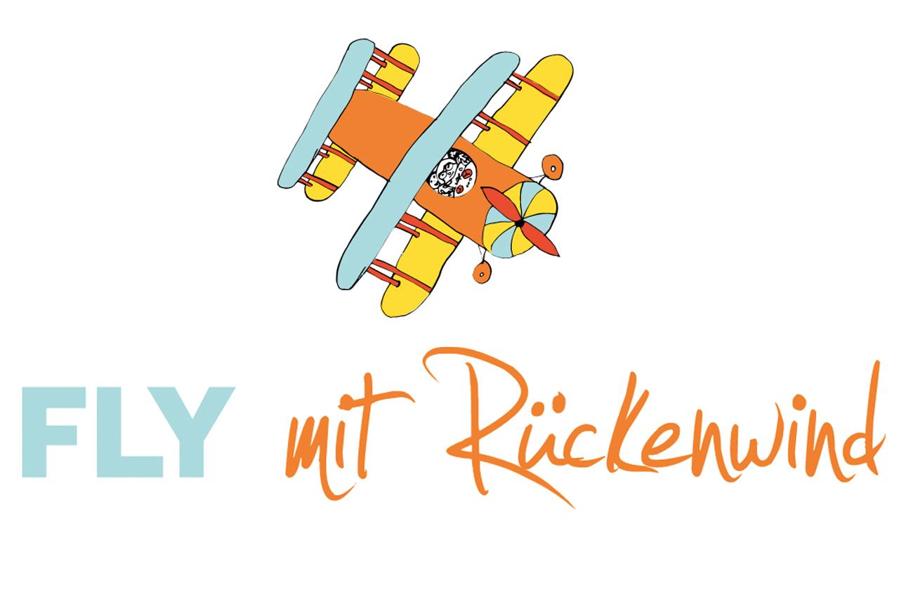 FLY mit Rückenwind
